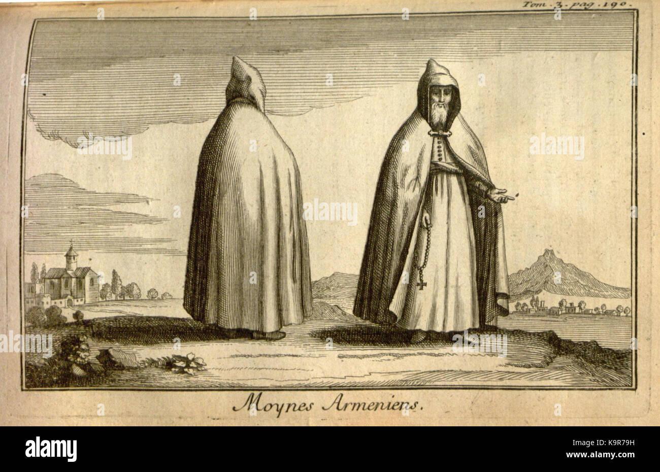 Relation d'un voyage du Levant (Plate 27) (7893903850) - Stock Image
