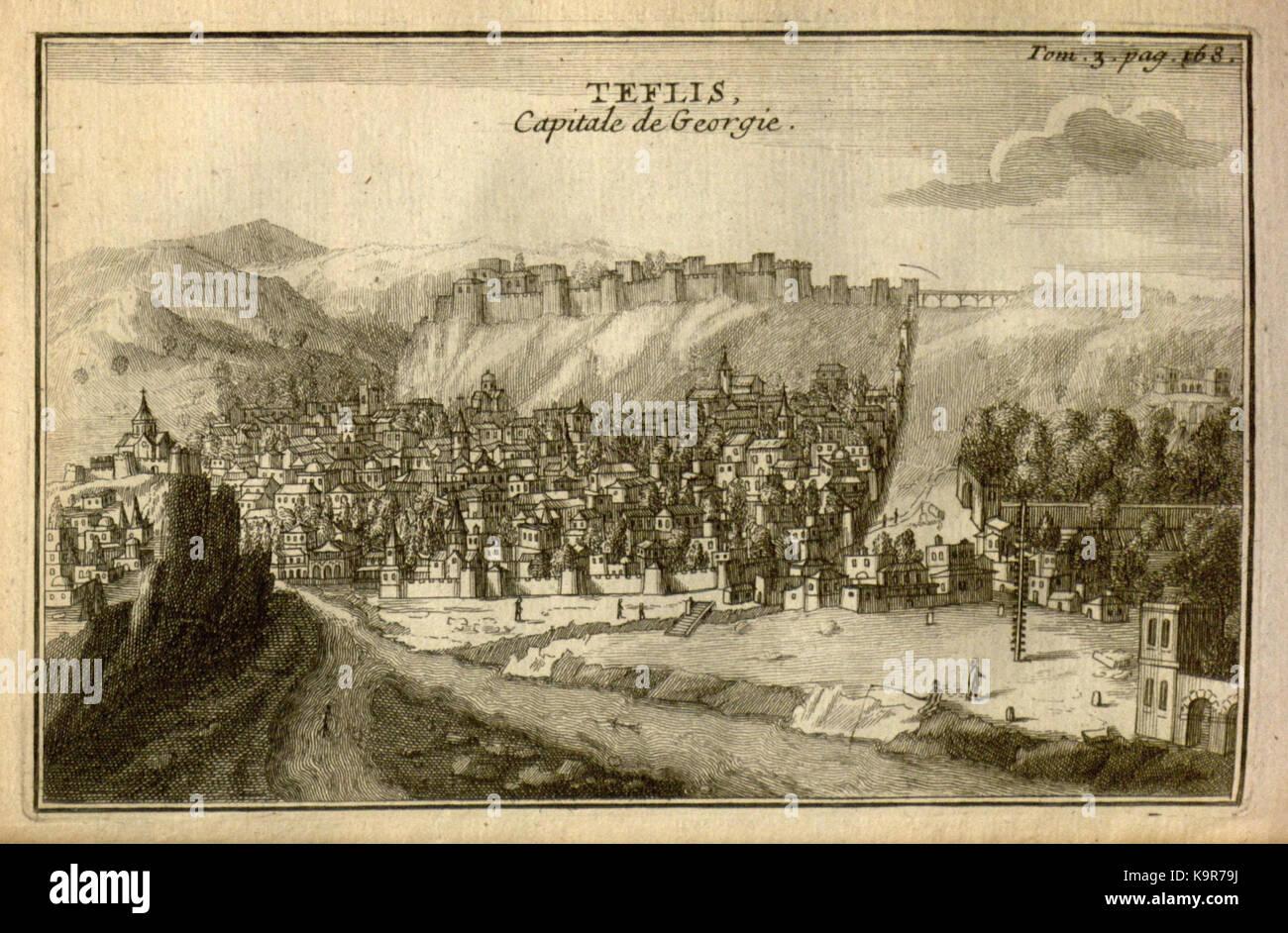 Relation d'un voyage du Levant (Plate 25) (7893901768) - Stock Image