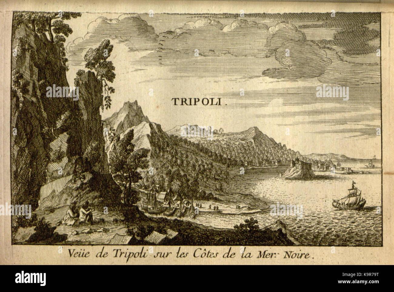 Relation d'un voyage du Levant (Plate 7) (7893880402) - Stock Image
