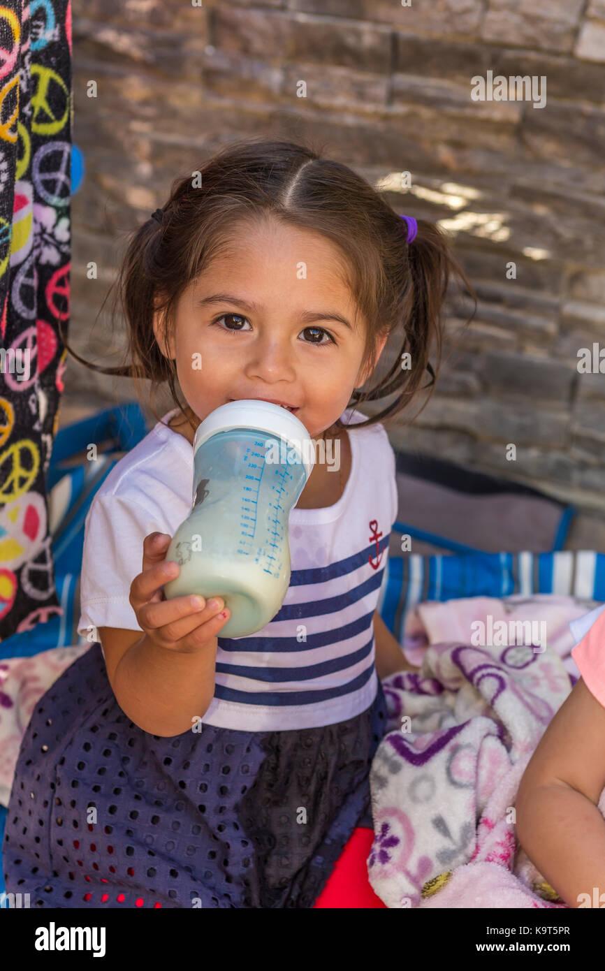 Newborn Hispanic Baby Girls 1, one, Hispani...