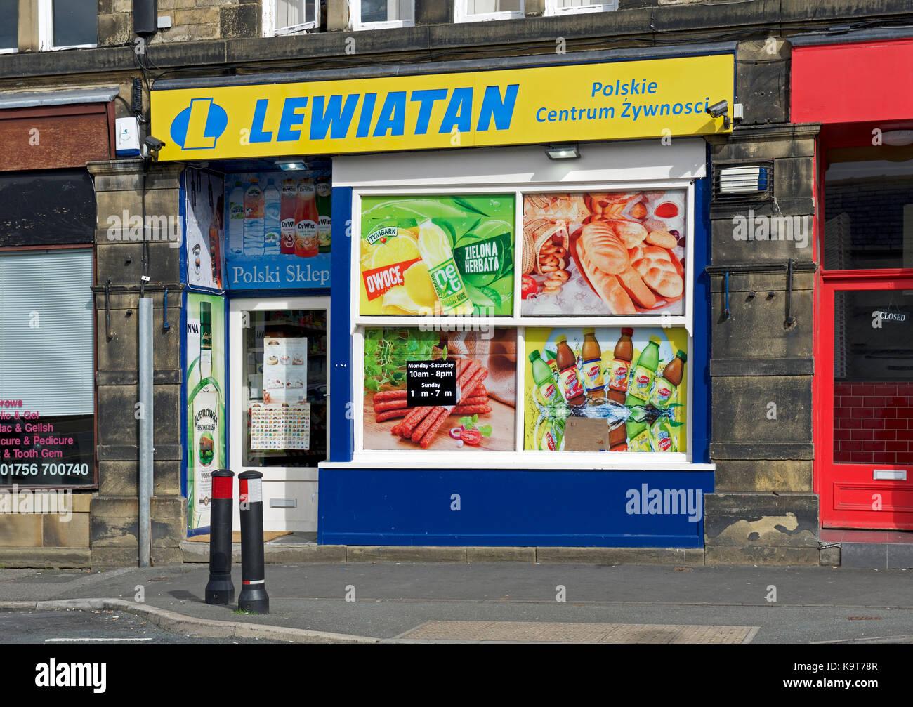 06c5266b1e5c6 Polish Shop England Stock Photos & Polish Shop England Stock Images ...