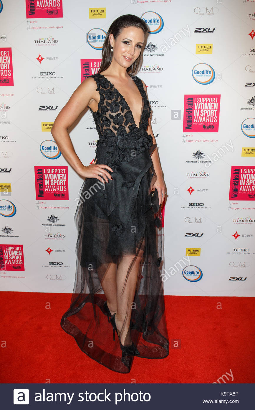 Lucy Zelic Womens Health I Support Women In Sport Awards Described As The Countrys Premier Awards Evening To Honour Women In Sport On Monday Th