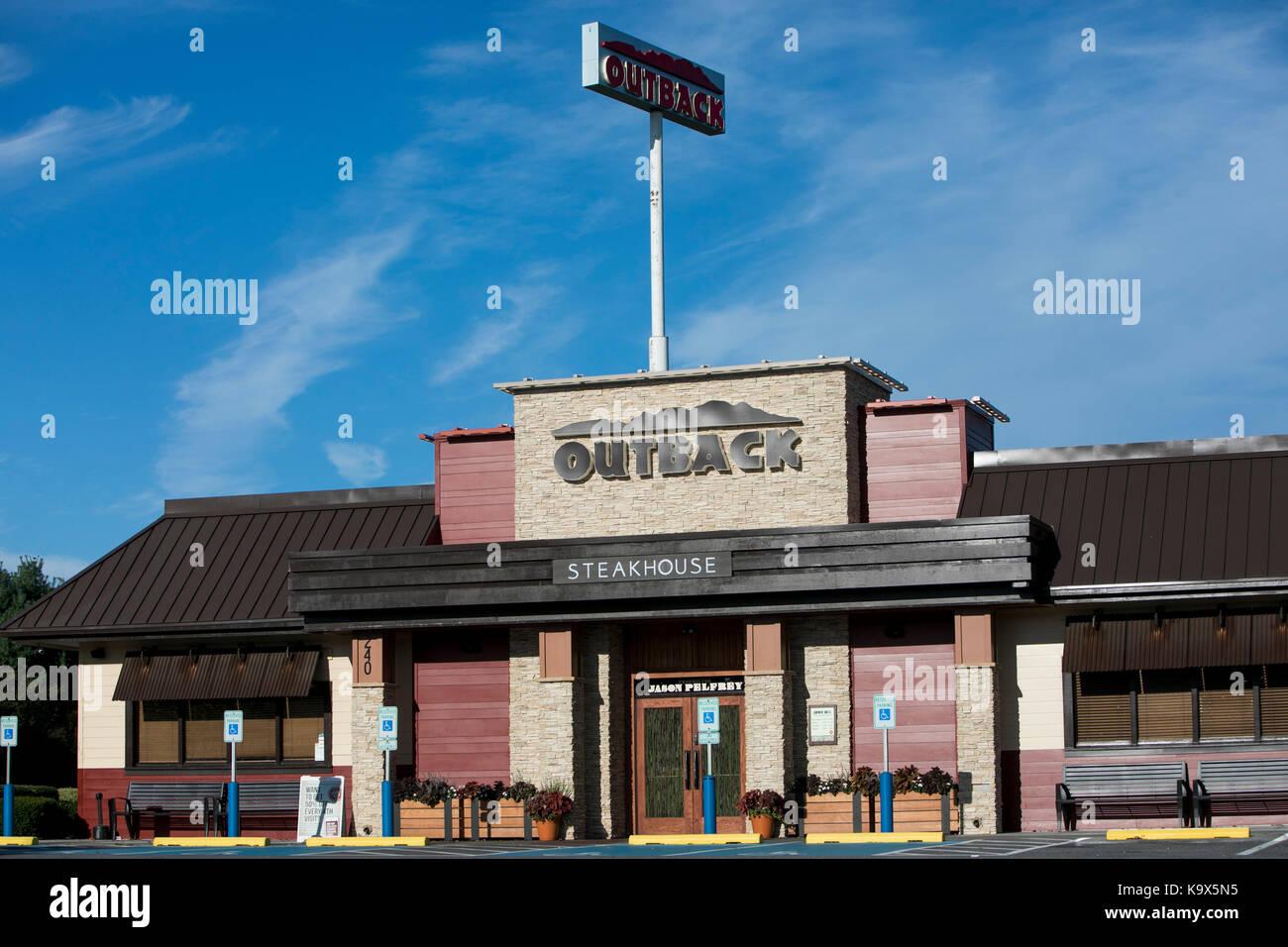 Outback Restaurant San Francisco