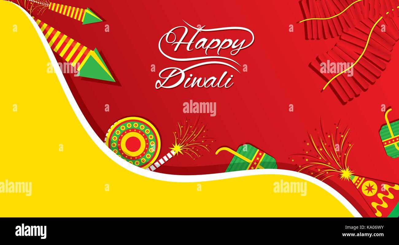 Creative Diwali Greeting Card Design Stock Photos Creative Diwali