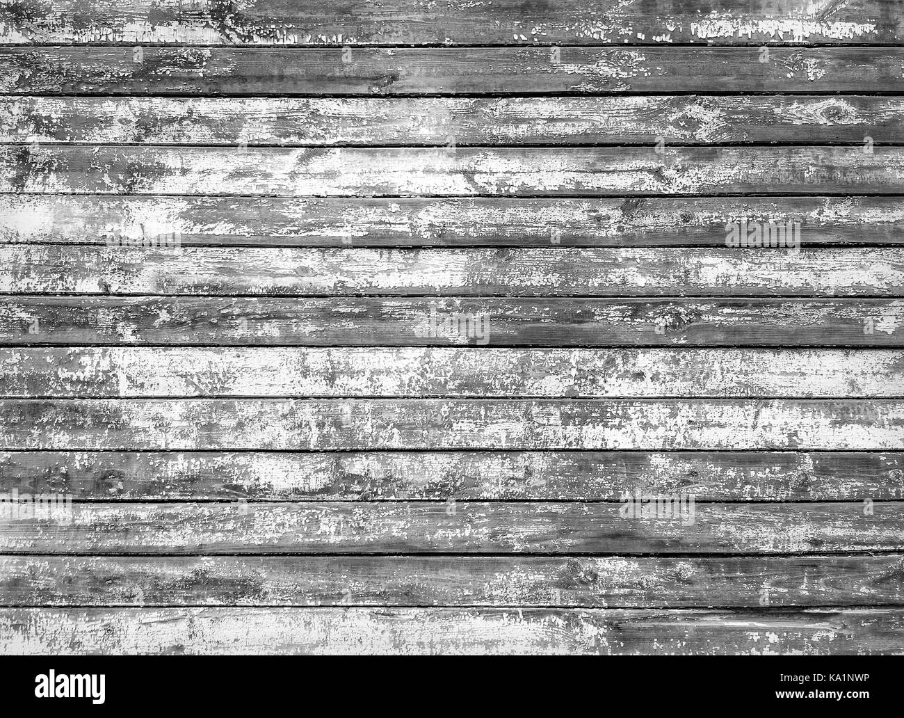 Wooden plank texture as background - Stock Image