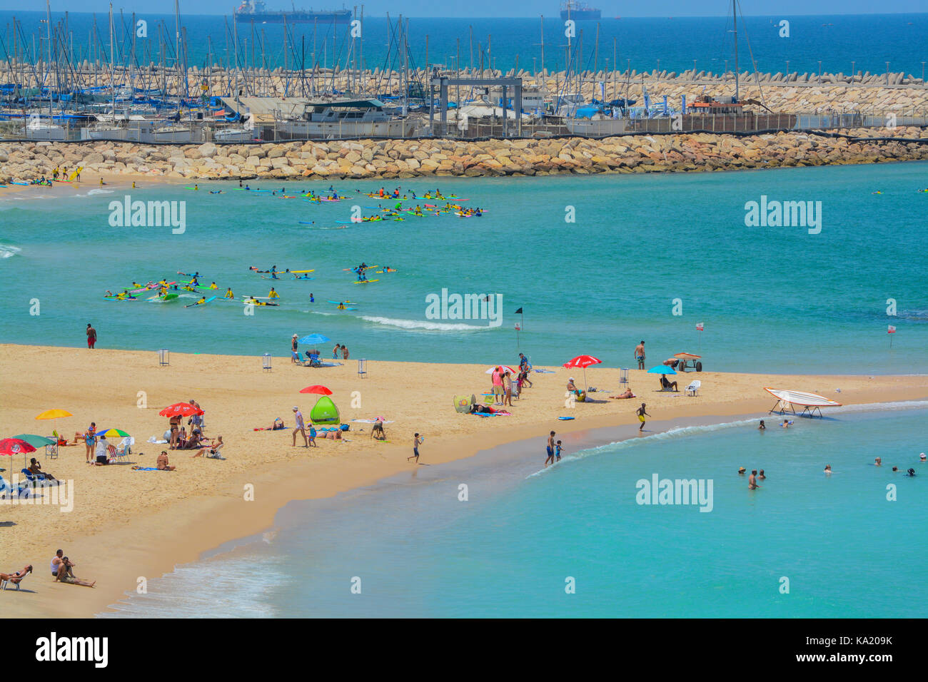 Ashkelon Israel Stock Photos & Ashkelon Israel Stock Images - Alamy