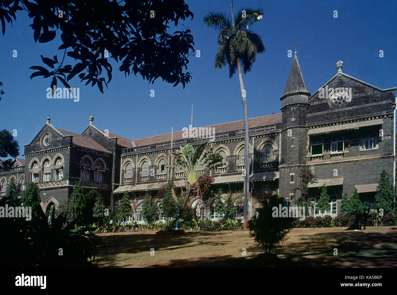School Compound India High Resolution Stock Photography And Images Alamy