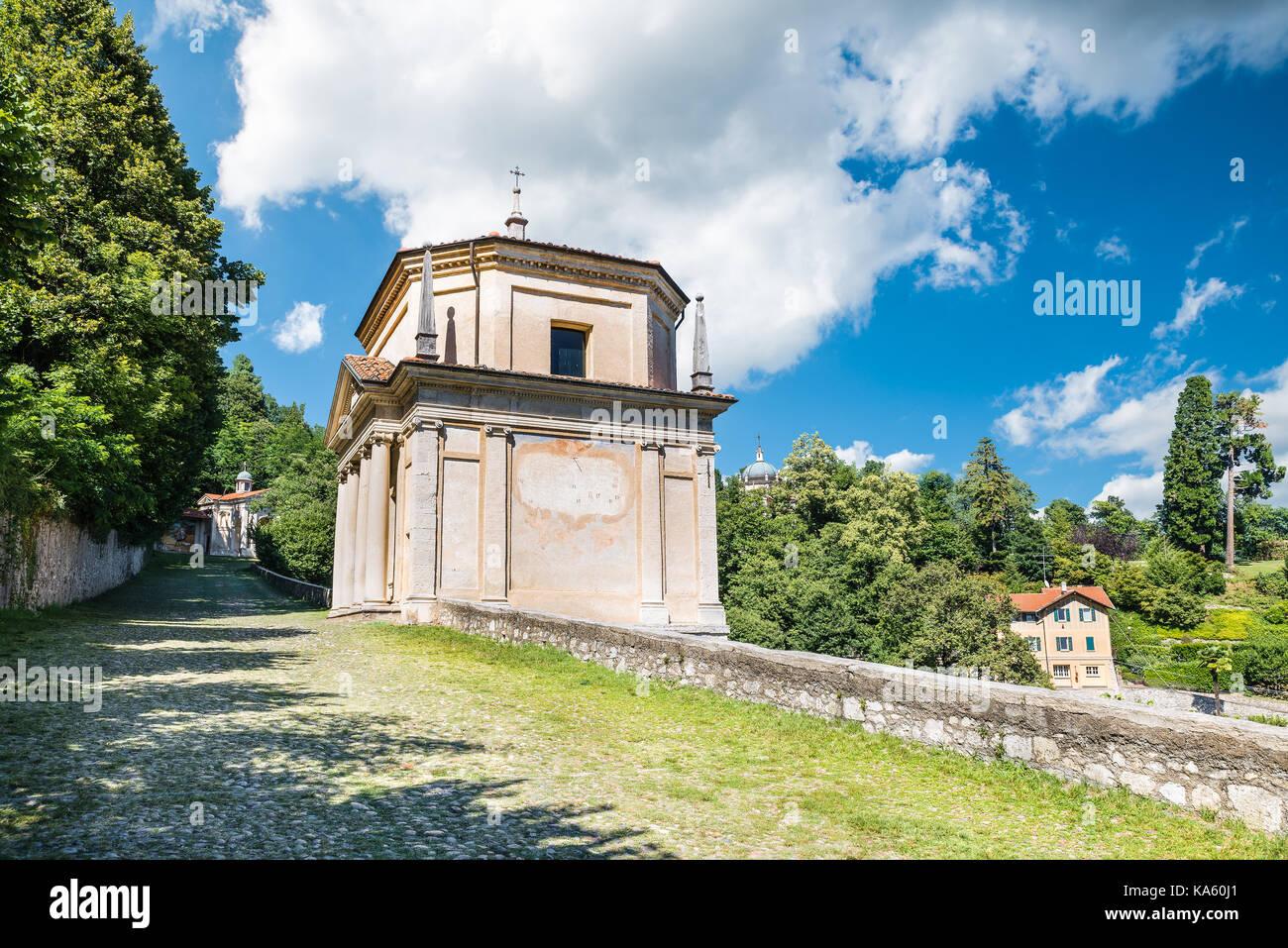 Via sacra stock photos via sacra stock images alamy - Divo santa maria a monte ...