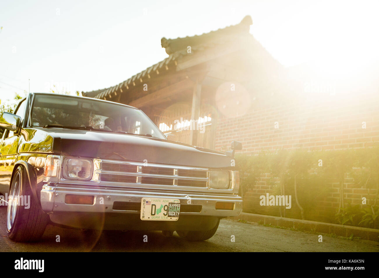 Datsun Truck Stock Photos Images