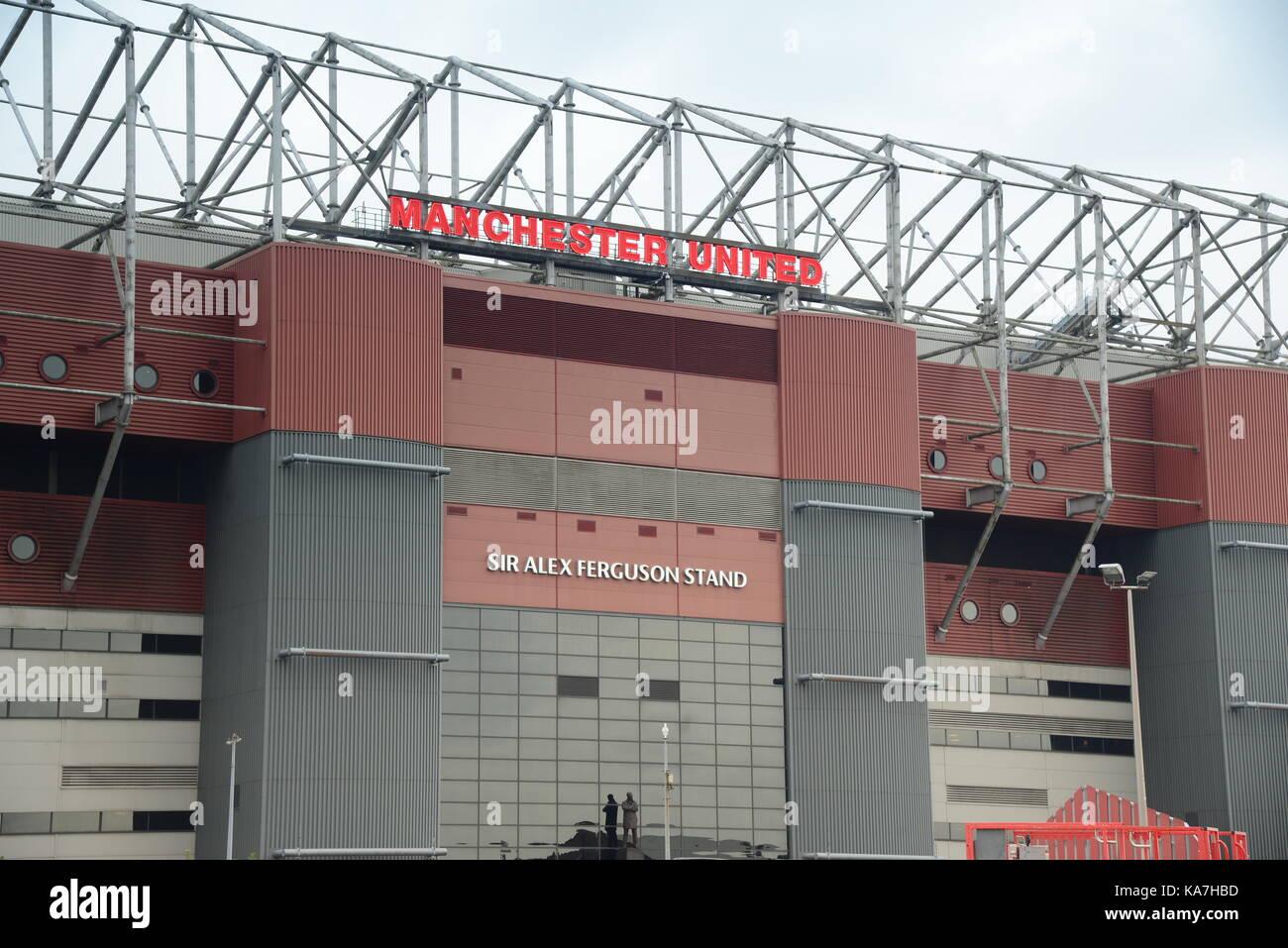 Manchester United - Stock Image