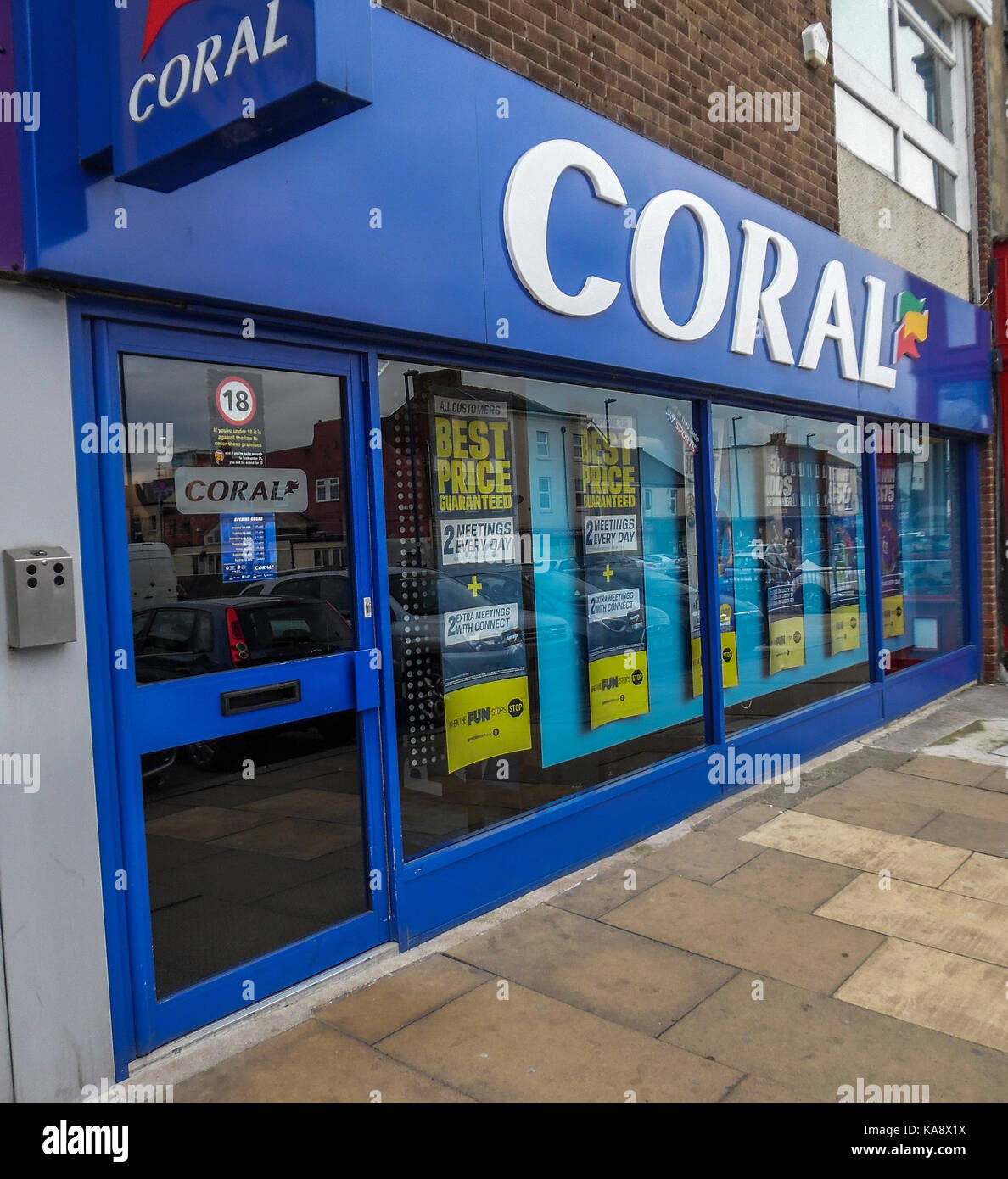 Coral betting shops in liverpool overbetting twoplustwo