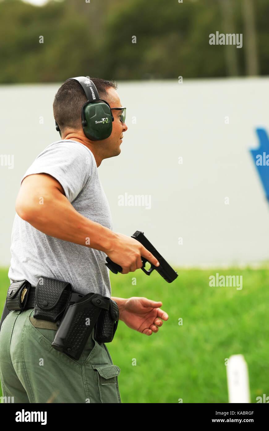 Law Enforcement Training Stock Photos & Law Enforcement