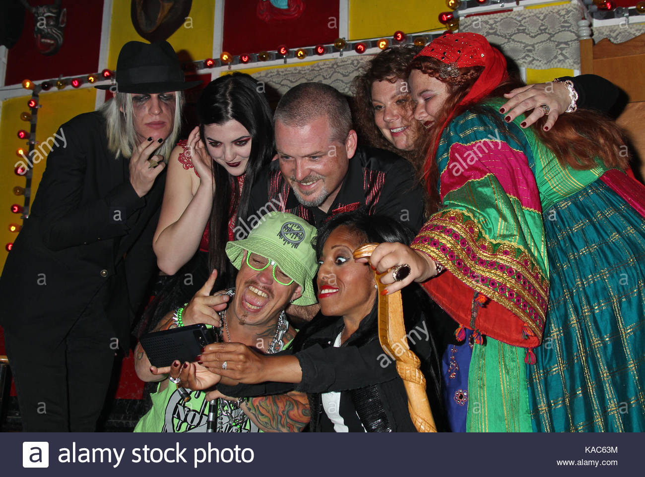 Morgue and asia from freakshow dating games