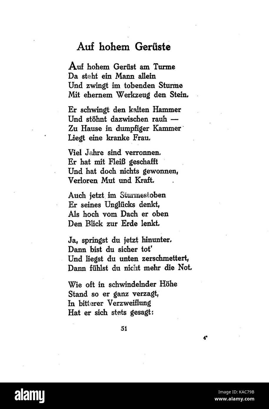 gedicht mut