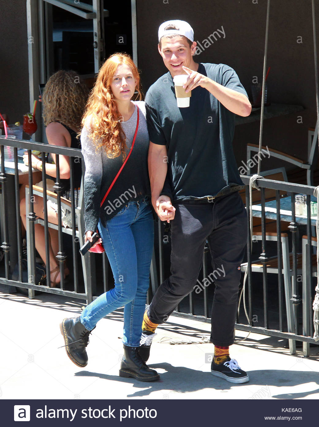 Aug 2014. The granddaughter of Elvis Presley, Riley Keough is engaged to her longtime boyfriend, Ben Smith-Peterson.