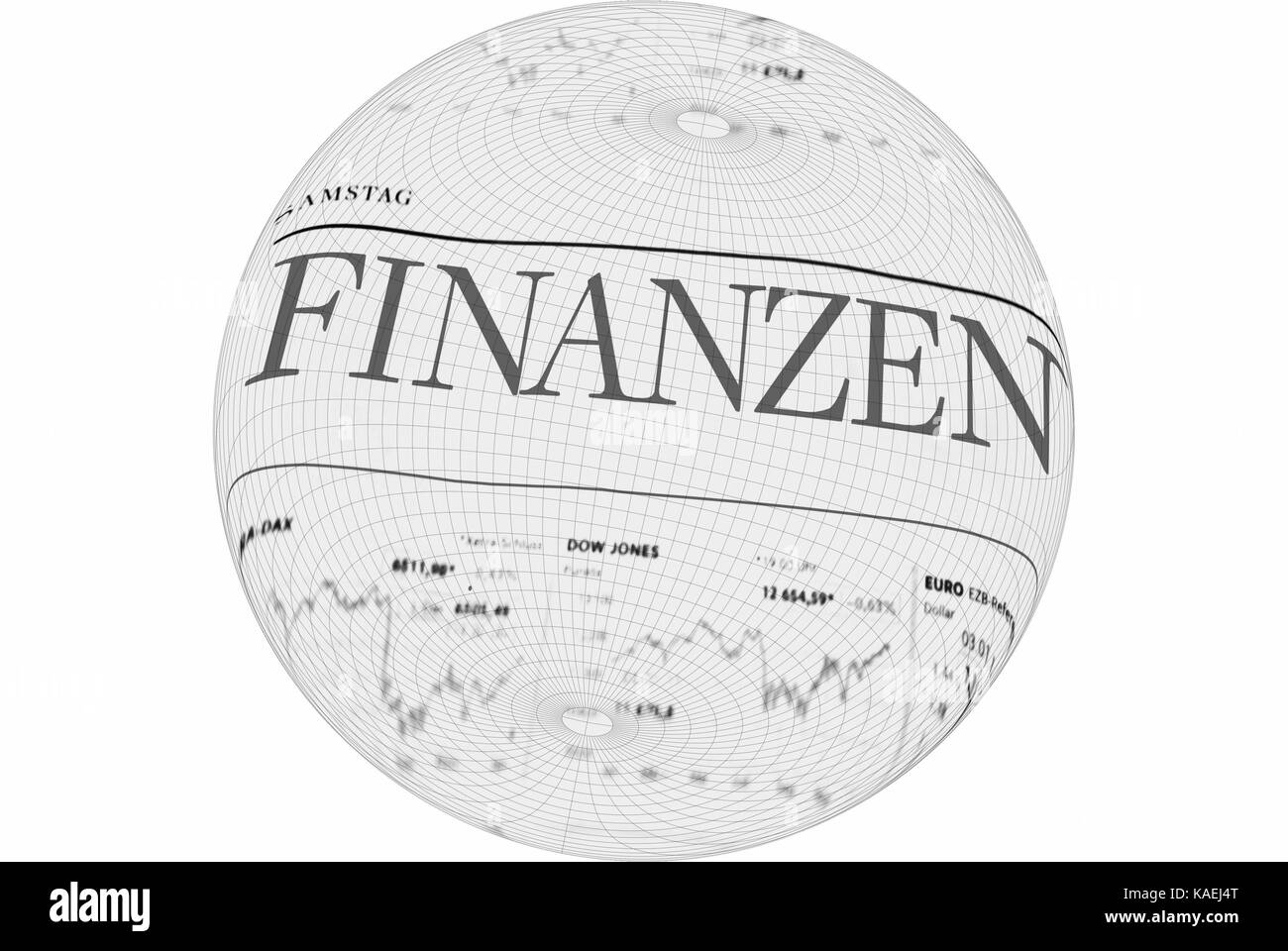 Finance - Stock Image