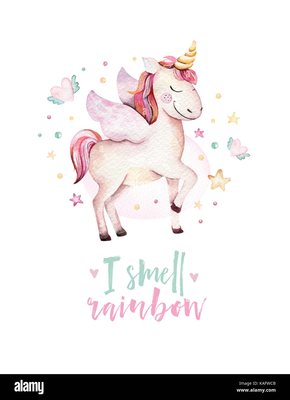 isolated cute watercolor unicorn kids poster nursery clip art horse head facing front clip art horse head silhoette