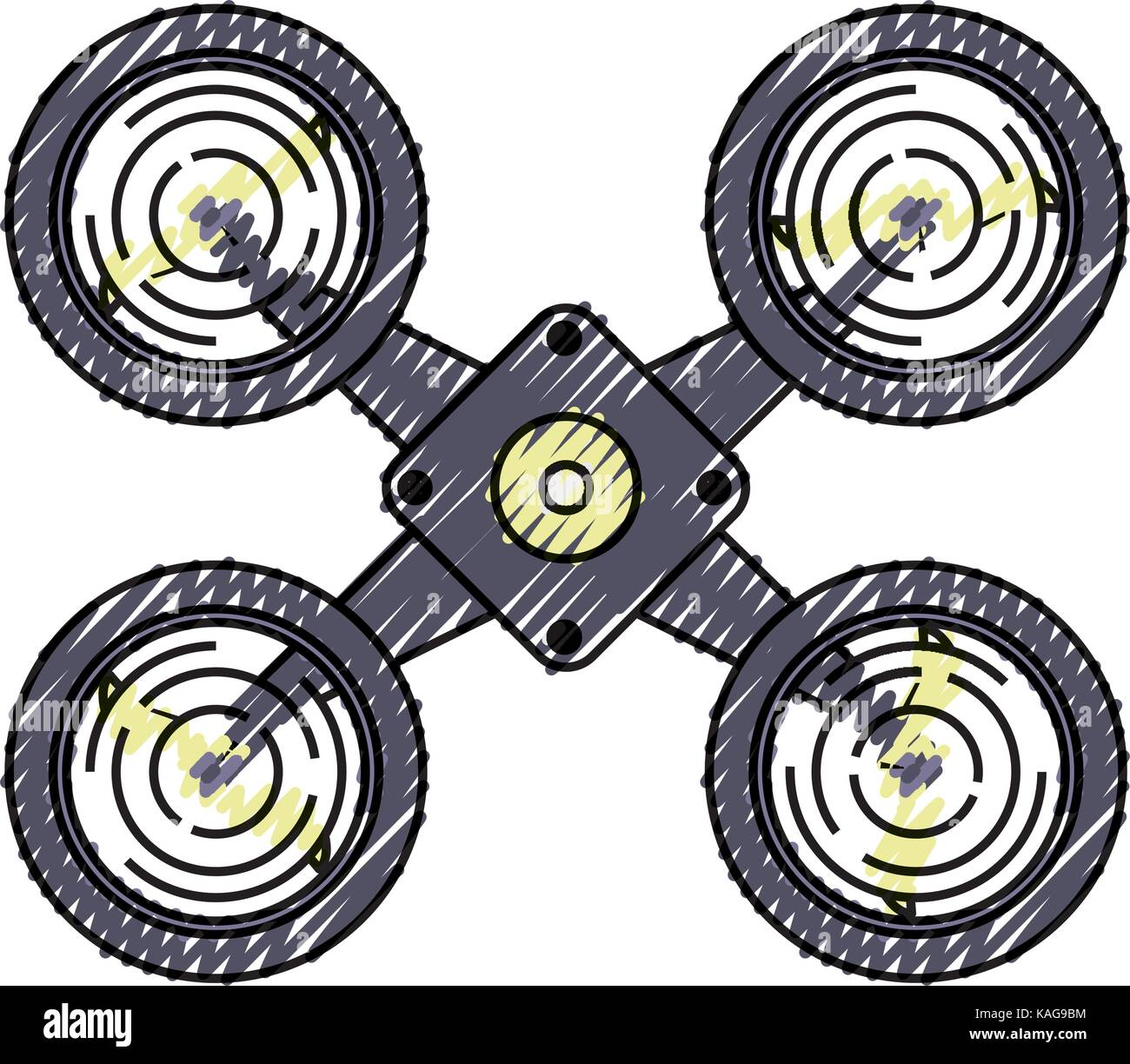 Aerial Photo Stock Vector Images - Alamy