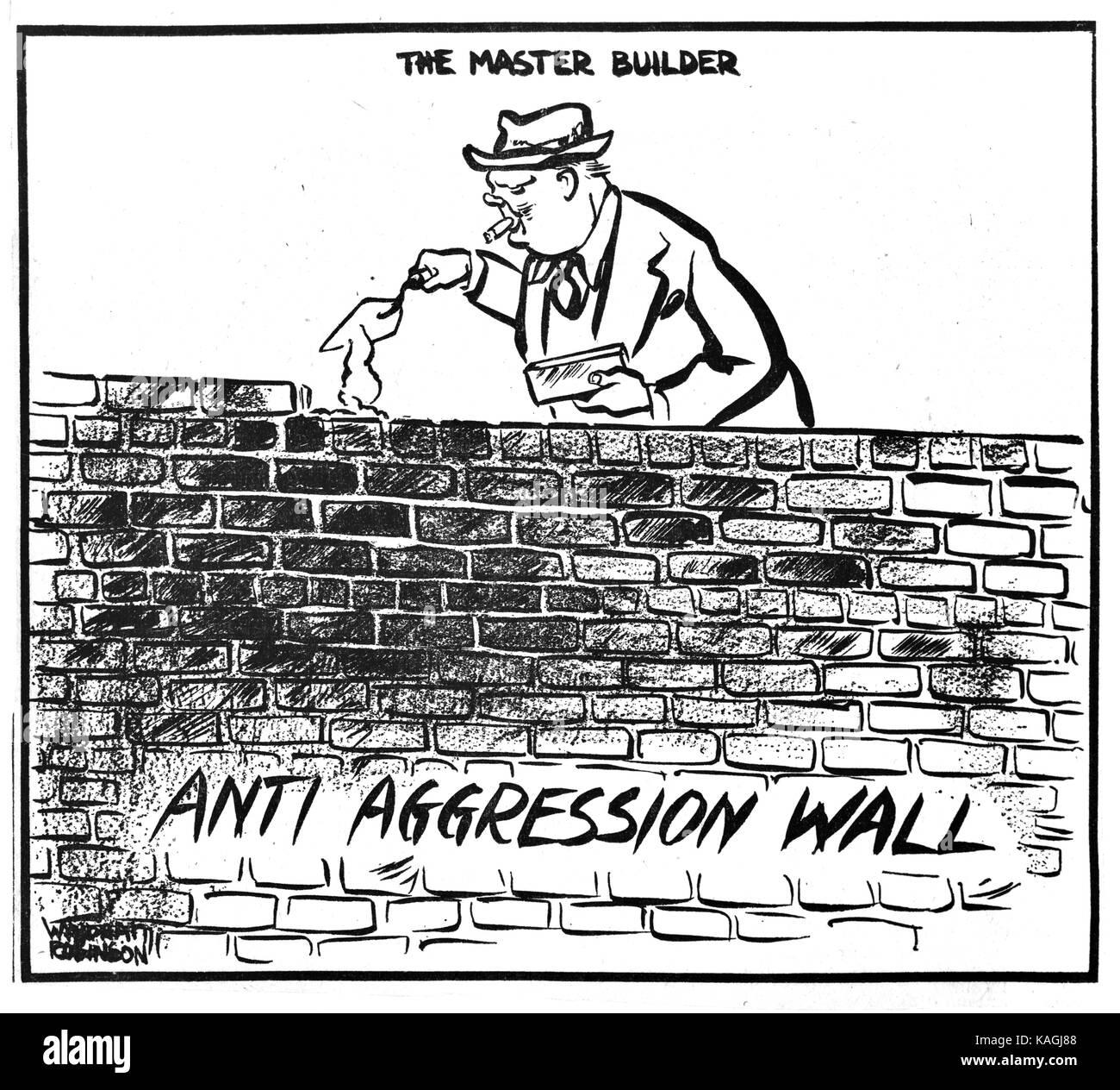 Hitler Cartoon Stock Photos & Hitler Cartoon Stock Images