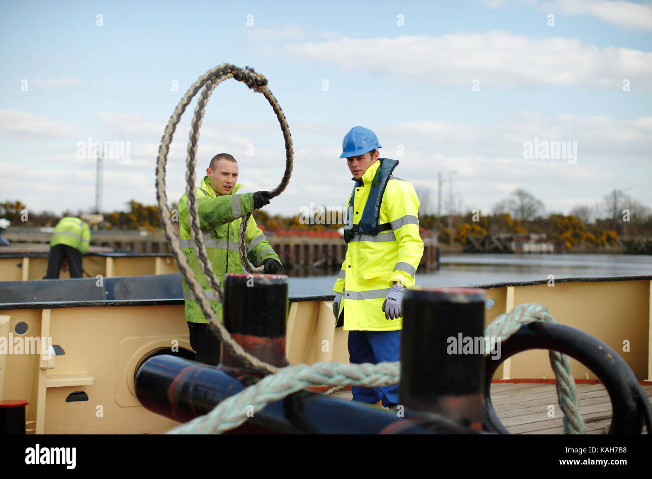 Mersey Tug Stock Photos & Mersey Tug Stock Images - Alamy