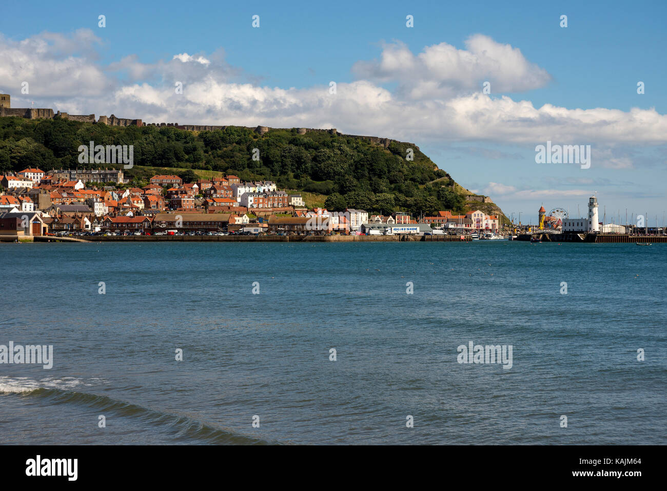 South Bay, Scarborough, North Yorkshire - Stock Image