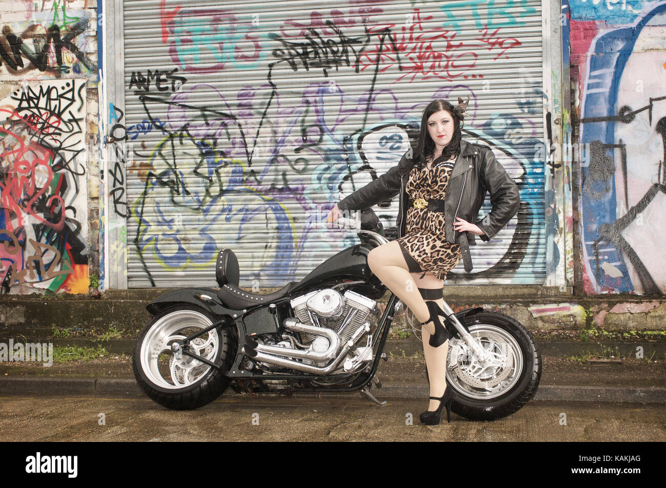 Opinion you Custom chopper motorcycles and girls are not