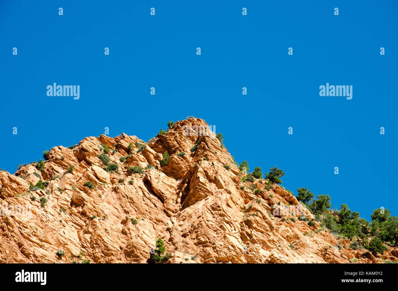 Mountain Peak - Stock Image