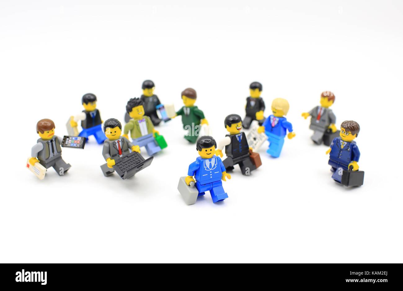 job seeking - Stock Image
