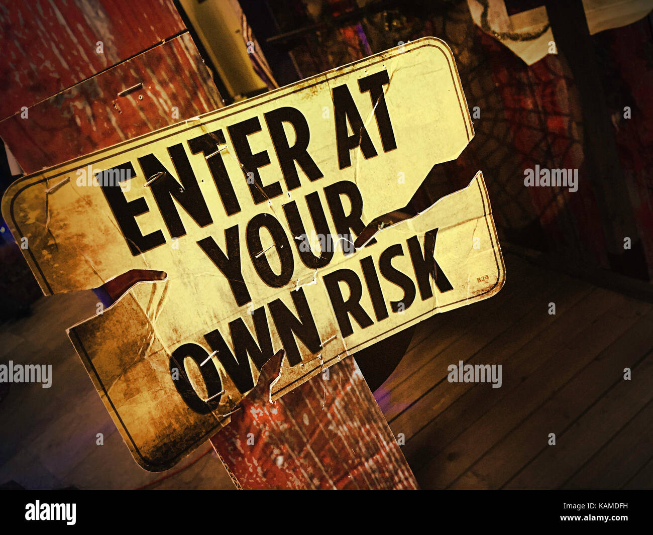 At Your Own Risk Stock Photos Amp At Your Own Risk Stock