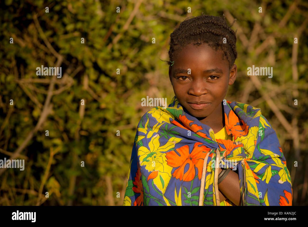 girl - Stock Image