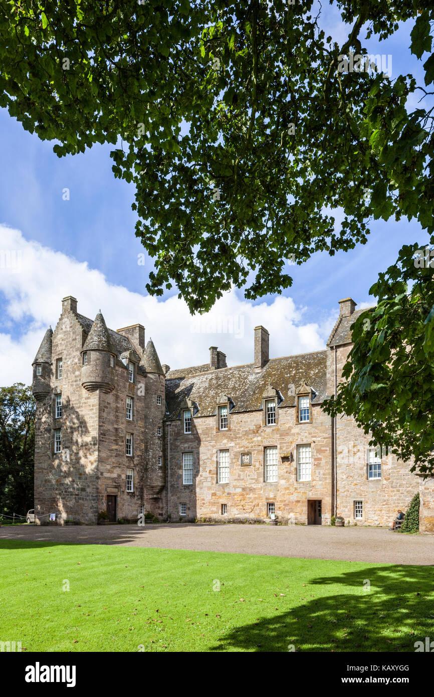 Kellie Castle, Fife, Scotland UK - Stock Image
