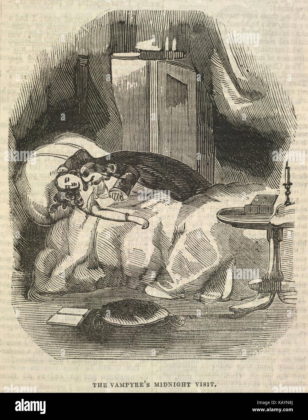 Varney the Vampire   Rymer James Malcolm - Stock Image