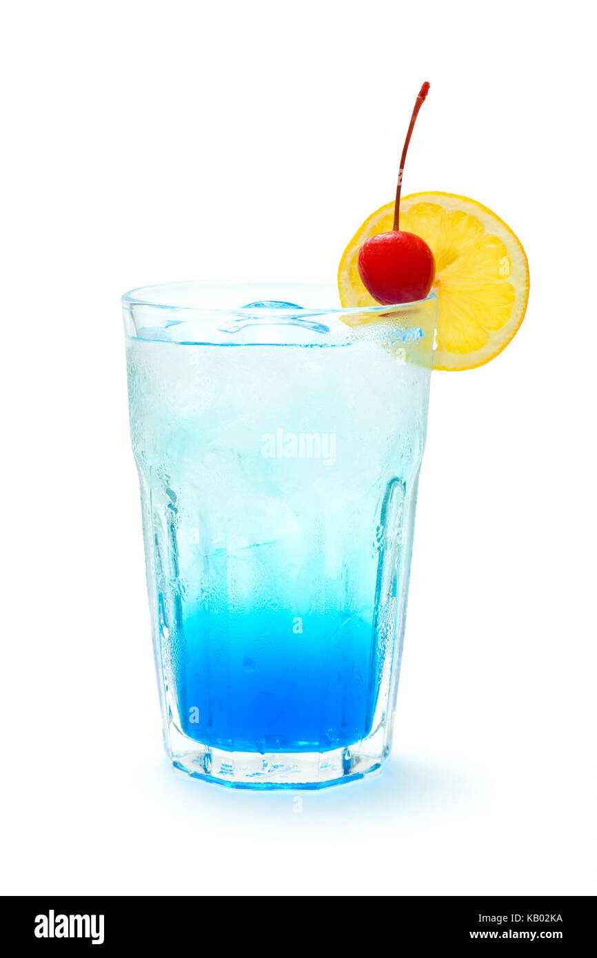 cocktail long drink blue lagun blue lagoon vodka blue. Black Bedroom Furniture Sets. Home Design Ideas