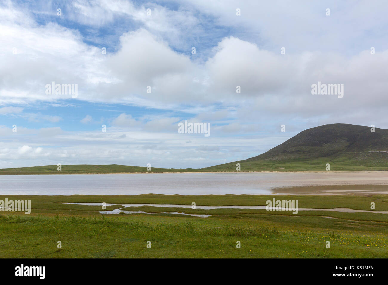 Lewis and Harris island, Outer Hebrides, Scotland - Stock Image