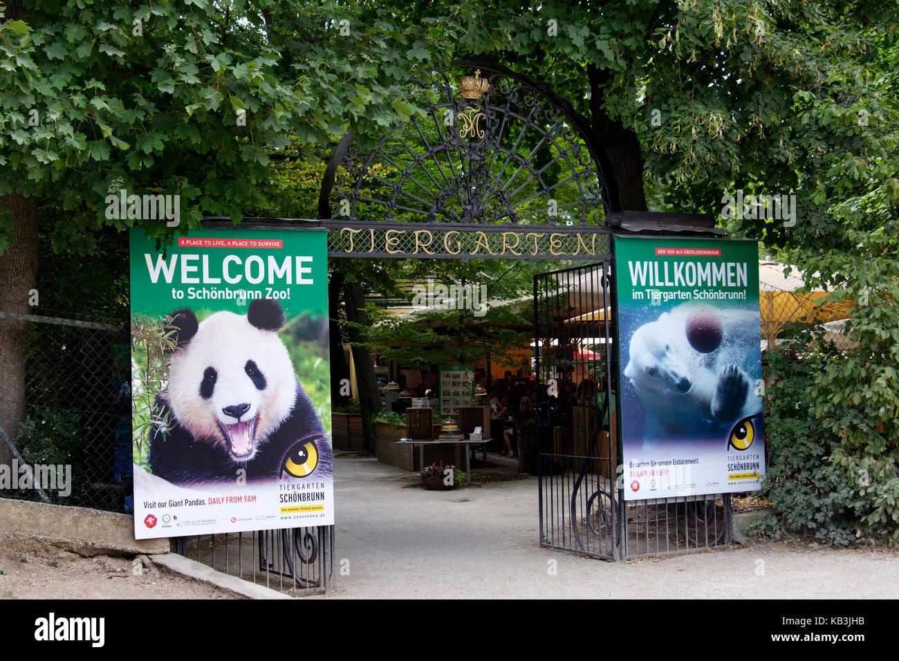 Zoo Vienna Austria Stock Photos Zoo Vienna Austria Stock Images