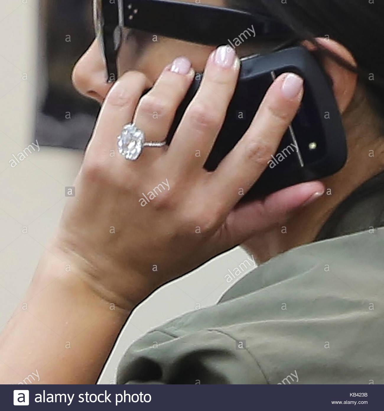 Kim Kardashian. Kim Kardashian gets a mani-pedi at Beverly Hills ...
