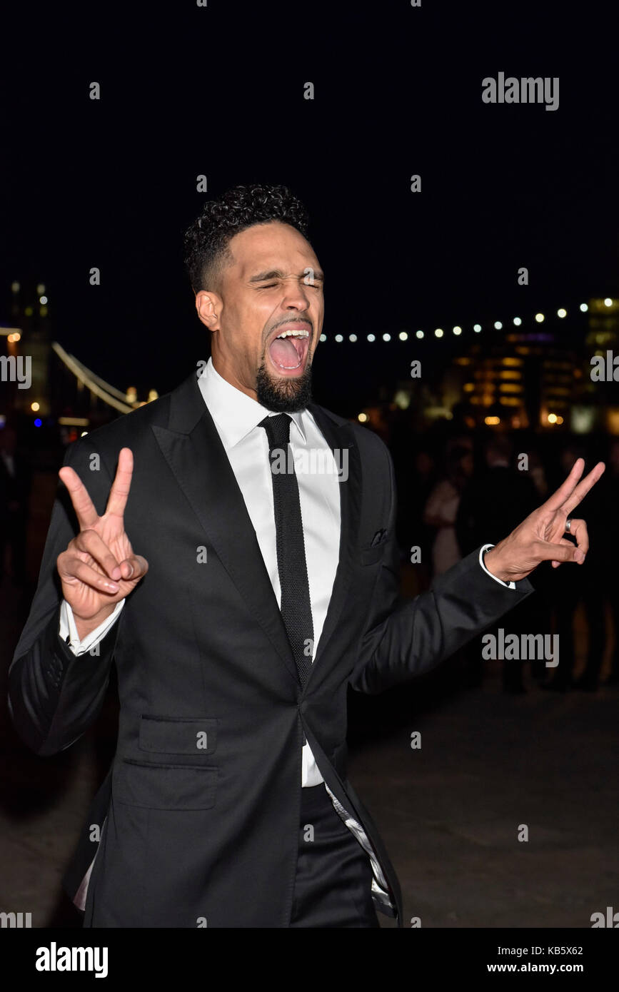 Ashley Banjo High Resolution Stock Photography And Images Alamy