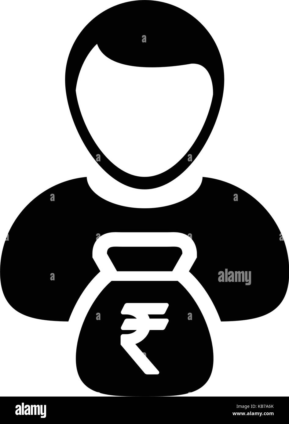Indian Rupee Black And White Stock Photos Images Alamy