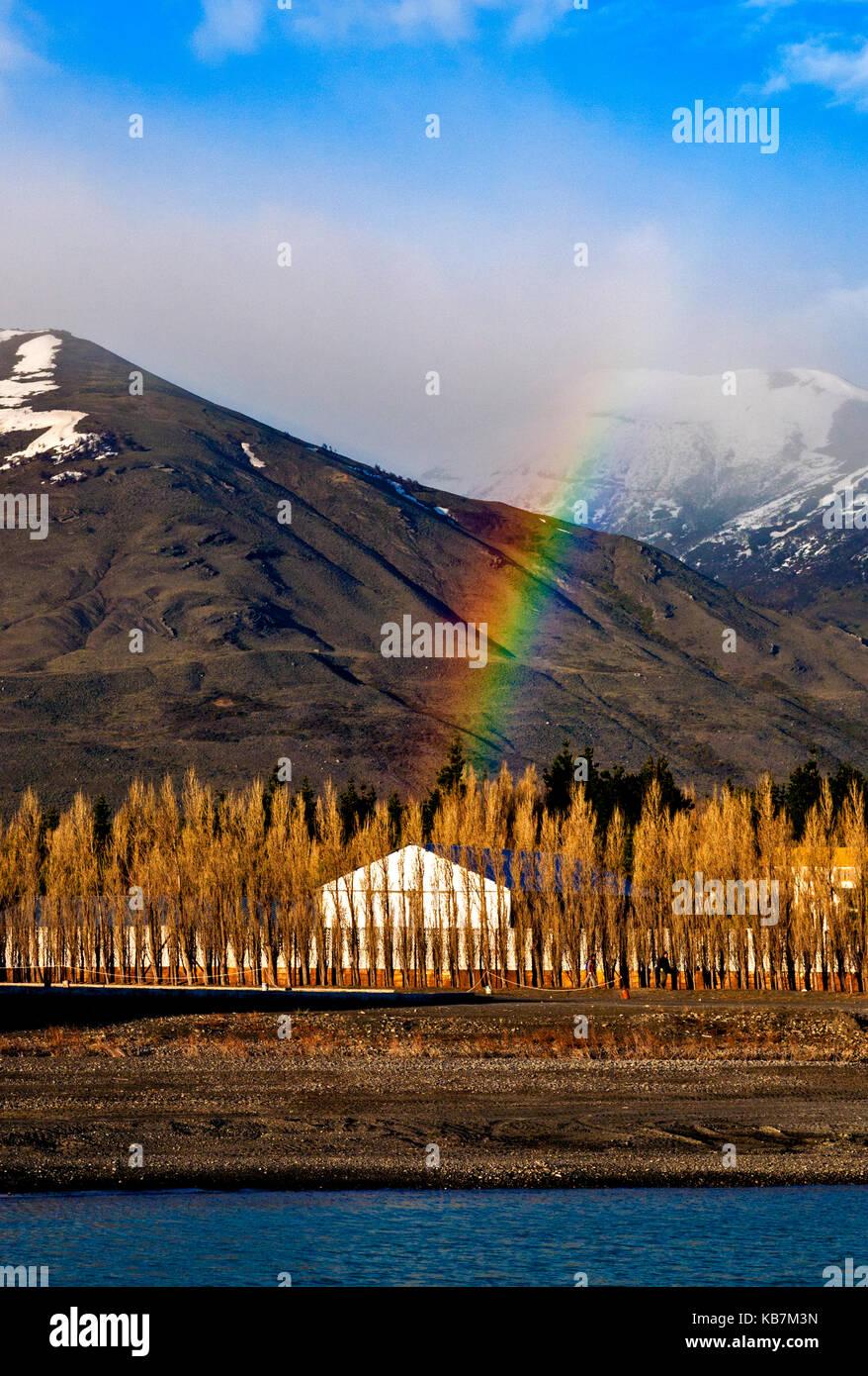 El Calafate, Santa Cruz, Argentina - Stock Image