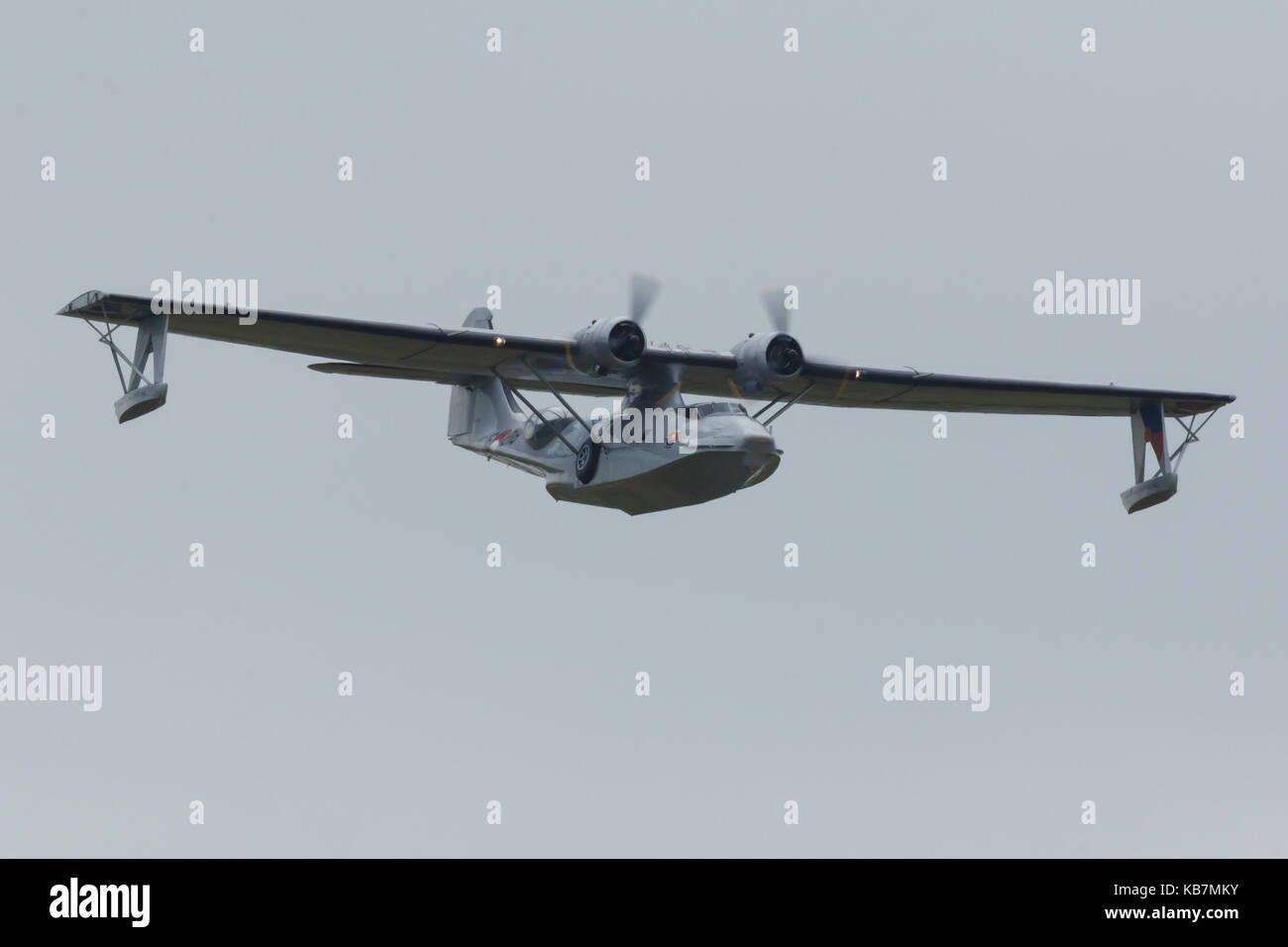 Consolidated PBY-5 Catalina - Stock Image