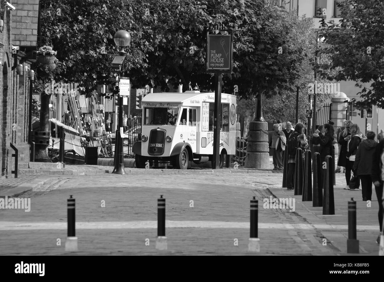 Photo's around Liverpool - Stock Image