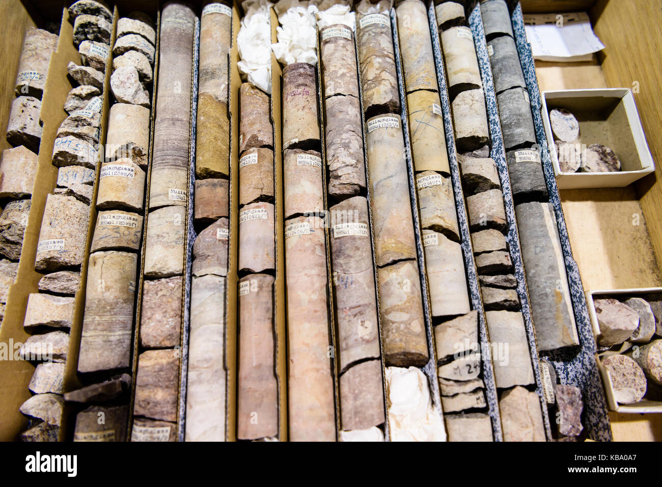 Core Samples Stock Photos Amp Core Samples Stock Images Alamy