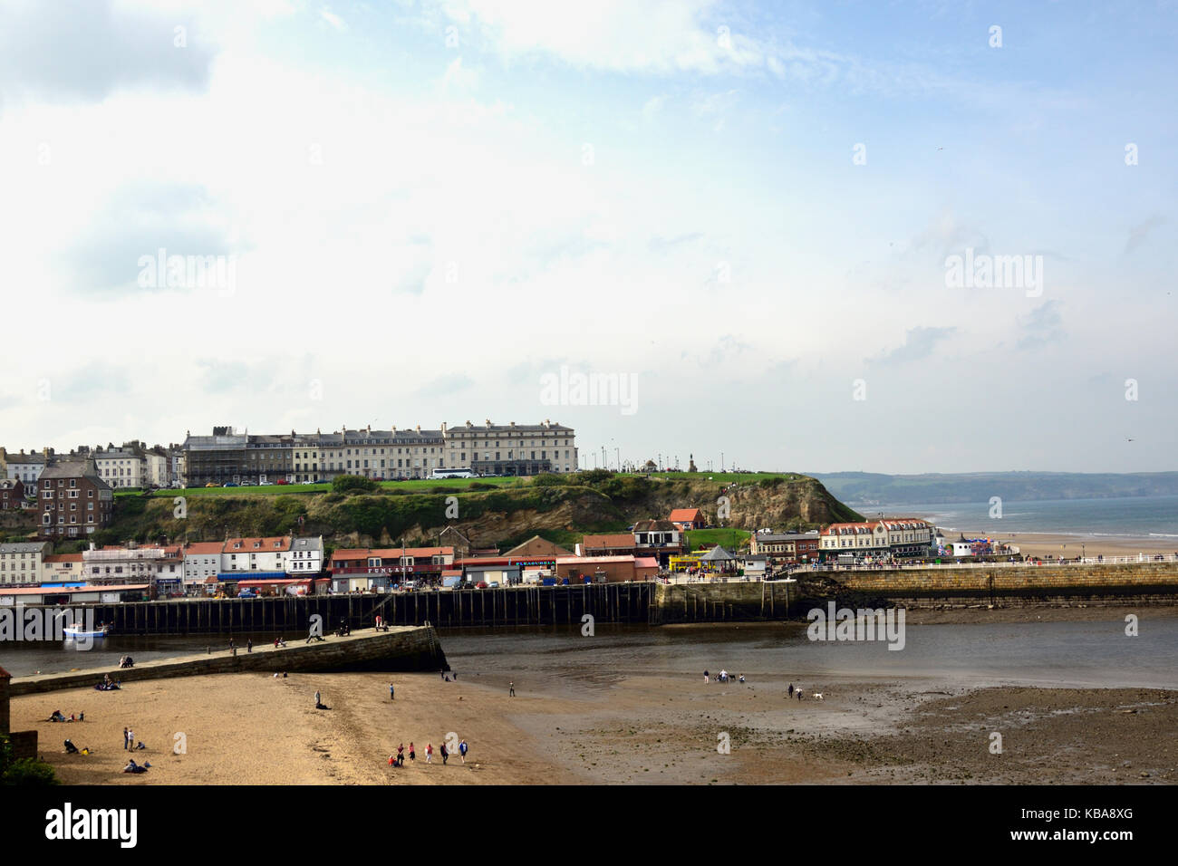 Whitby Whale Bones Stock Photos & Whitby Whale Bones Stock Images ...