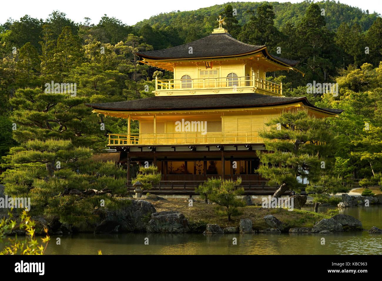 Buddhist Japanese Zen Garden In Botanical Garden Stock Photos ...