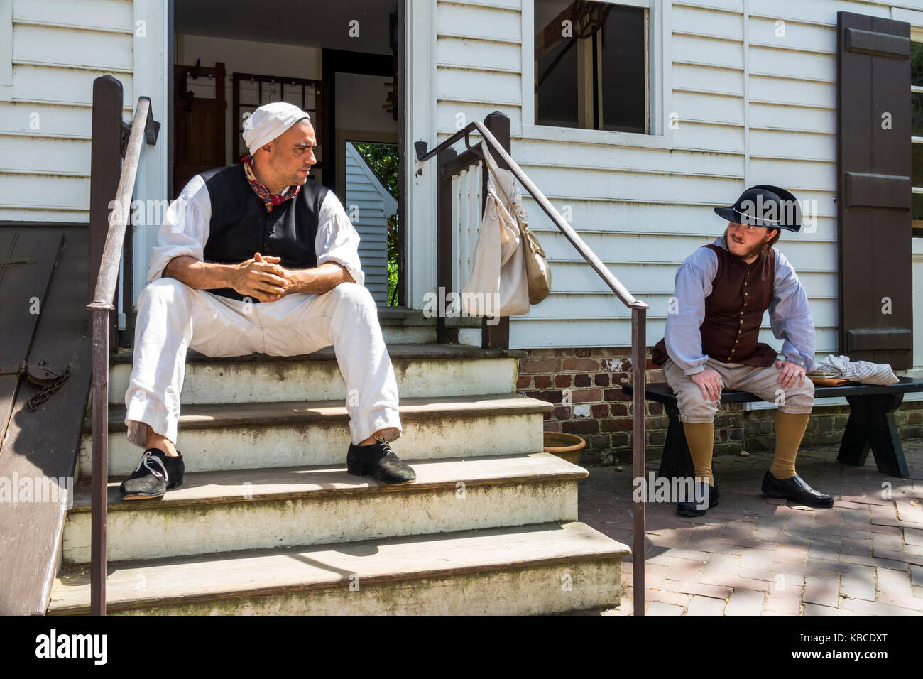 18th Century Man Stock Photos & 18th Century Man Stock