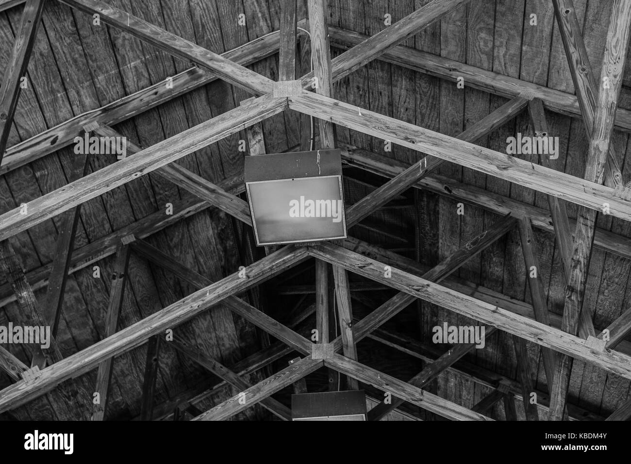 Ceiling - Stock Image