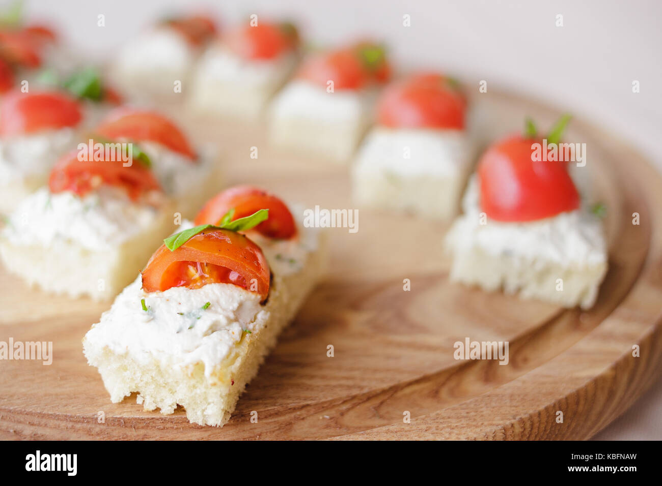 canape tray stock photos canape tray stock images alamy. Black Bedroom Furniture Sets. Home Design Ideas