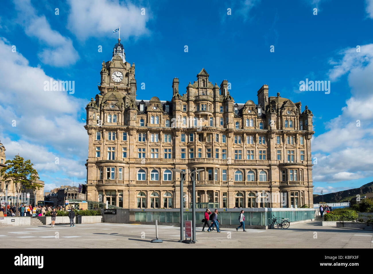 Hotels Edinburgh Stock Photos Hotels Edinburgh Stock Images Alamy