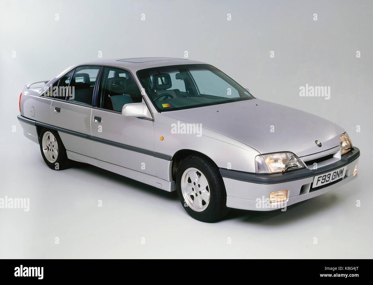 1989 Vauxhall Carlton 3.0 GSi - Stock Image