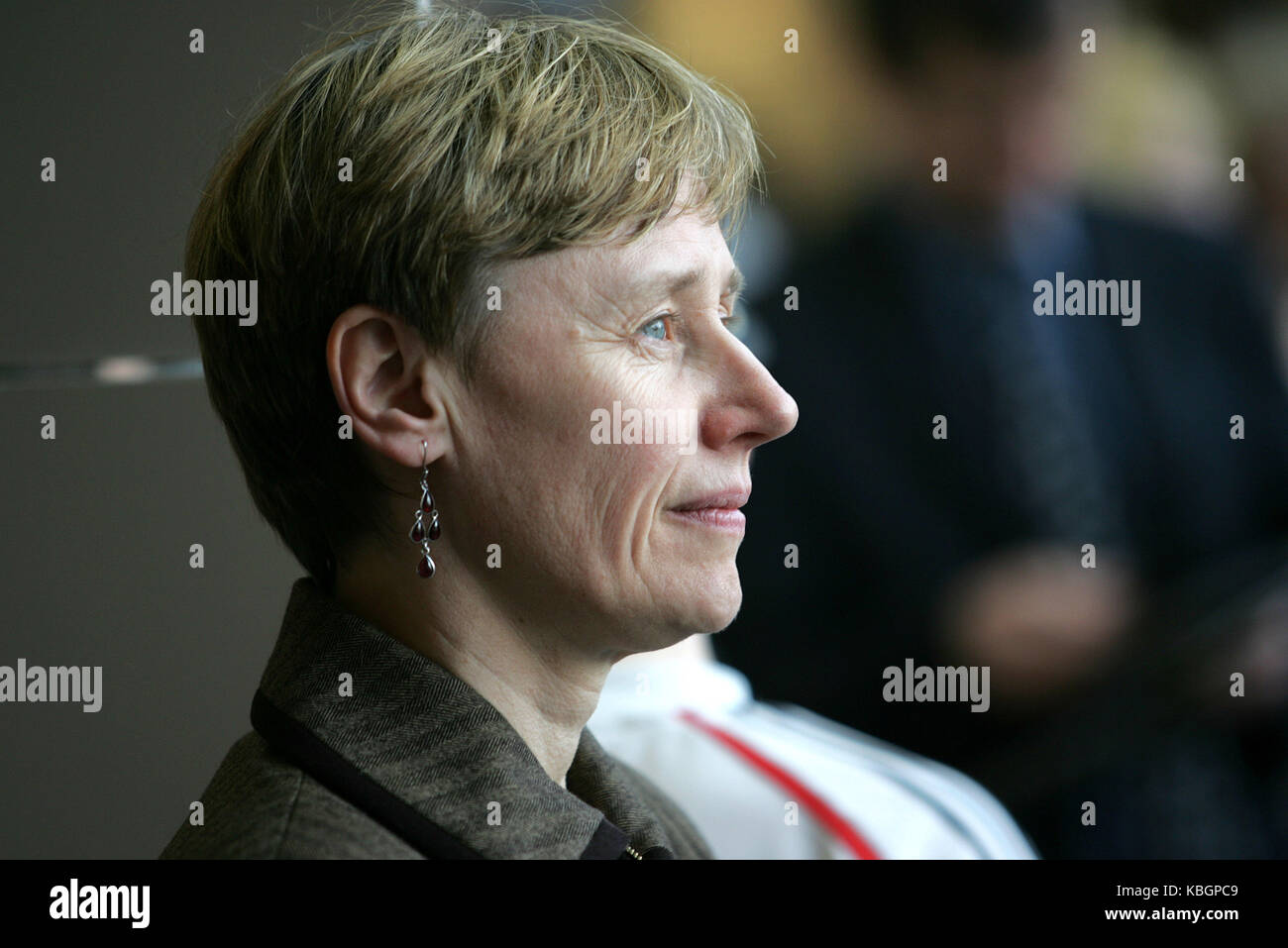 Dame Lin Homer in 2005, then chief executive of Birmingham City Council, later head of the Inland Revenue and Customs, Stock Photo